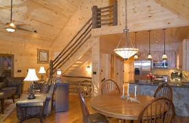 Aska Adventure Outpost | Cabin Rentals of Georgia | Stocked Kitchen