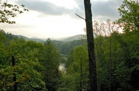 Aska Adventure Outpost | Cabin Rentals of Georgia | Majestic View