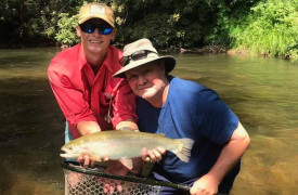 Above the Timberline | Cabin Rentals of Georgia | Toccoa River Outfitters