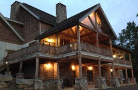 Cadence Ridge | Cabin Rentals of Georgia | Wrap-Around Porches