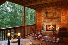 A Rolling River Cabin Blue Ridge Cabin Rentals Toccoa River