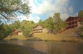 Hiwassee River Buffalo Ridge | Cabin Rentals of Georgia | Cabin Overview
