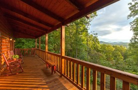 Blue Horizon Lodge | Cabin Rentals of Georgia | Beautiful Mountain Views