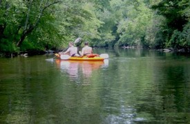 Arcadia | Cabin Rentals of Georgia | Nearby Toccoa Canoe Trail