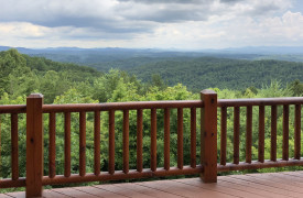 Sky High Lodge | Blue Ridge Mountains | Cabin Rentals of Georgia