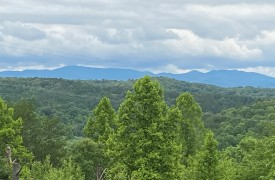 High Hopes | Cabin Rentals of Georgia | Mountain Views off Deck
