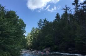 Aska Adventure Outpost   Cabin Rentals of Georgia   River Activities