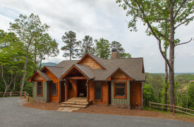 Cabin Rentals of Georgia | Blue Ridge Cabin Rentals | Sweeping Mountain Views