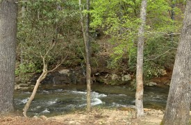 Crooked Creek Cabin | Cabin Rentals of Georgia | Babbling Creek
