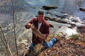 Hiwassee River Buffalo Ridge | Cabin Rentals of Georgia | Trout Fishing