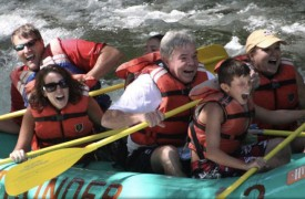 Time Flies | Cabin Rentals of Georgia | Go Whitewater Rafting