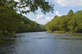 Riverview Lodge | Cabin Rentals of Georgia | Beautiful Toccoa River