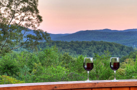 Heartwood Lodge | Cabin Rentals of Georgia | Romance in the Mountains