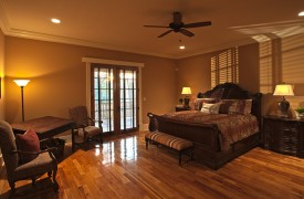 Cadence Ridge | Cabin Rentals of Georgia | Luxurious King Master Suite