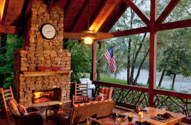 Time Flies | Cabin Rentals of Georgia | Dine Along The River