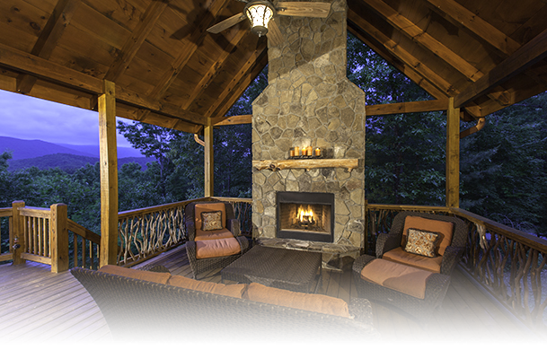 Cabins for rent in atlanta ga for Luxury pet friendly cabins in north georgia