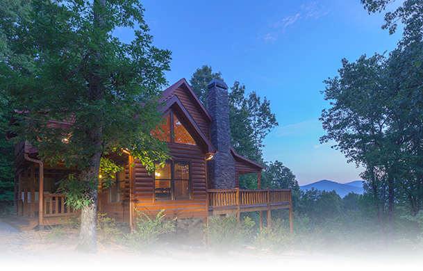 Blue Horizon Lodge | Cabin Rentals of Georgia | Incredible Views