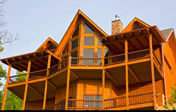 Outlaw Ridge | Cabin Rentals Of Georgia | Blue Ridge Cabin Rentals