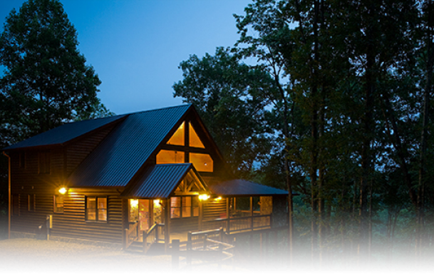 A Rivers Bend | Cabin Rentals Of Georgia | Blue Ridge Cabin Rentals
