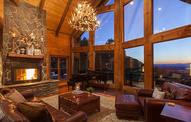 Royal Mountain Lodge | Cabin Rentals of Georgia