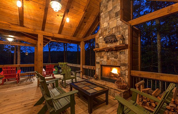 Blue Ridge Lake Sanctuary | Cabin Rentals of Georgia | Lake Views