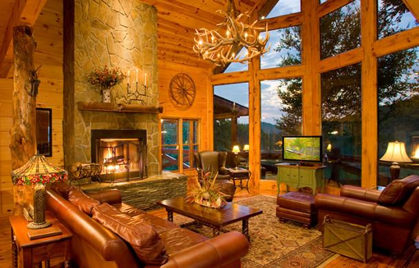 Blue Ridge 5 Bedroom Cabins | Cabin Rentals of Georgia