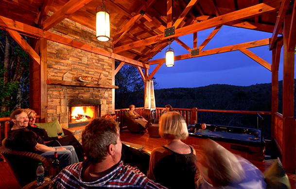 Serendipity on Noontootla Creek | Luxury Blue Ridge Cabin Rental | Cabin Rentals of Georgia
