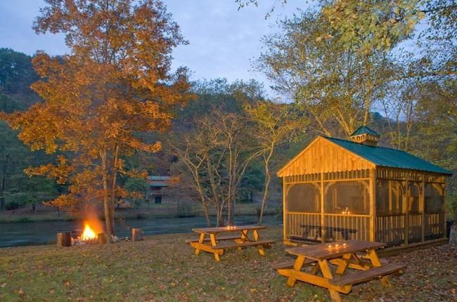 Outlaw Ridge Cabin Blue Ridge Cabins On The Toccoa