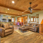 Terracelevel~fullseparatelivingwithfullkitchen,dining,gameroom,queenbed/bath,laundry