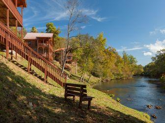 North Carolina Riverfront Cabin Rentals Cabin Rentals Of
